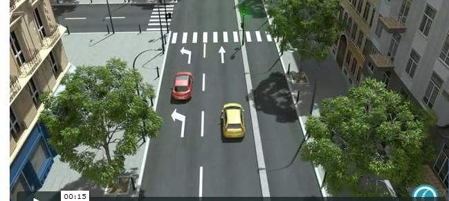 cours en vidéo code de la route