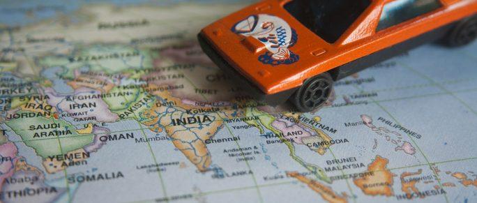 Explorer l'Inde